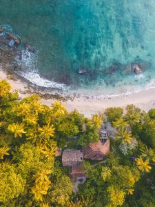 Blue Beach Sri Lanka