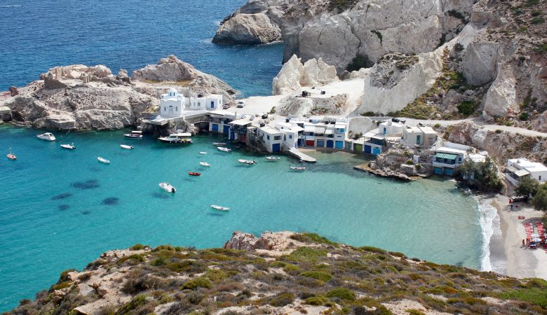 Unmissable Places to Visit in Milos Greece