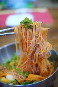 The world'sNoodles