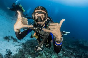 Tips for diving